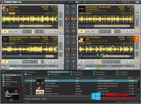 Screenshot Traktor PRO Windows 8