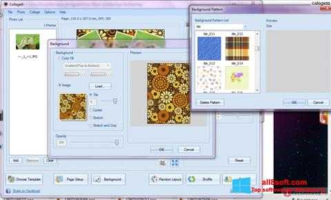 Screenshot CollageIt Windows 8