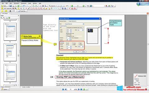 Screenshot PDF-XChange Viewer Windows 8