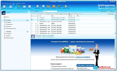 Screenshot IncrediMail Windows 8