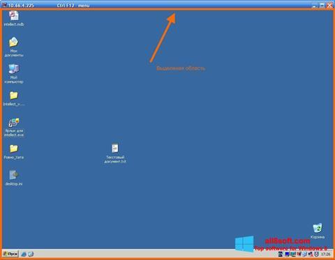 Screenshot Radmin Windows 8
