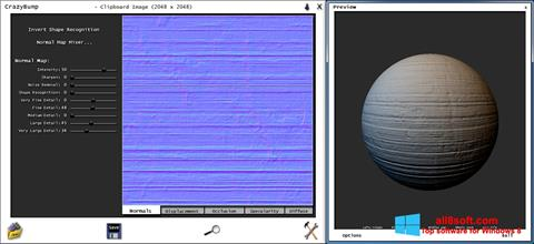 Screenshot CrazyBump Windows 8