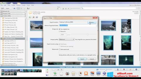 Screenshot Picasa Windows 8